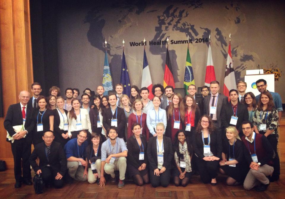 IFMSA at World Health Summit