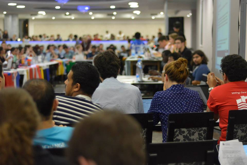 Here We Met Again: Outcomes of August Meeting General Assembly 2015