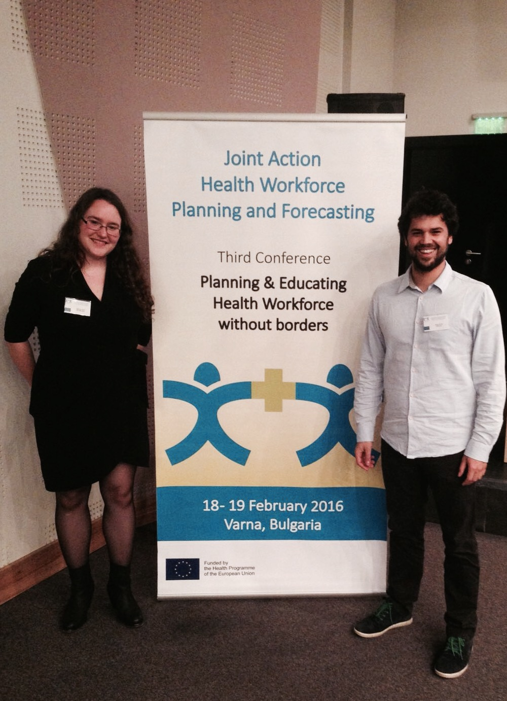 IFMSA at the Third Conference of the Joint Action Health Workforce Planning and Forecasting
