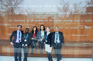 IFMSA @ 140th WHO EB Meeting: Part II