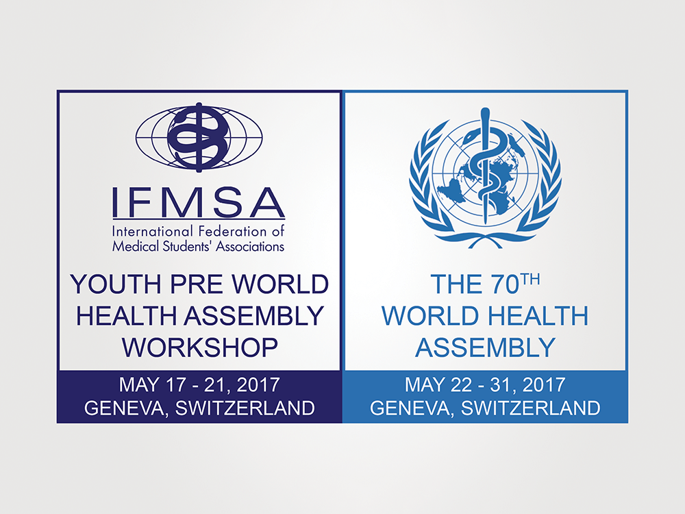 Side Events @ the PreWHA and WHA