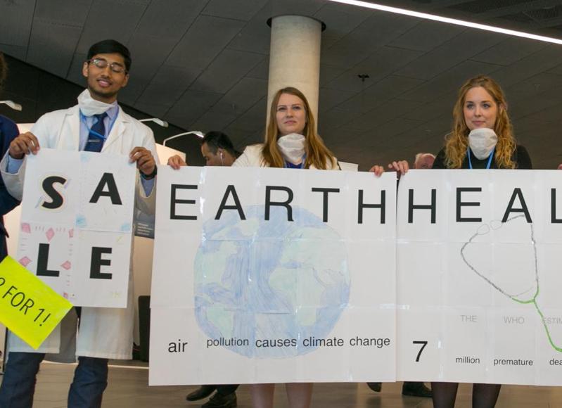 IFMSA @ UNFCCC May Climate Talks: Week 2