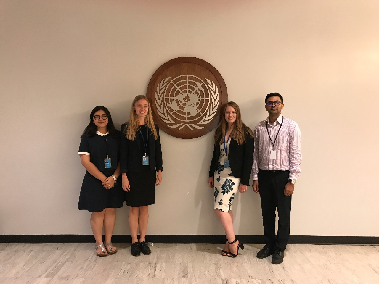 IFMSA @ UN High-Level Political Forum 2017