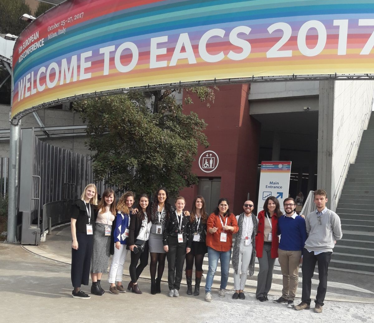 IFMSA in the 16th European AIDS Conference