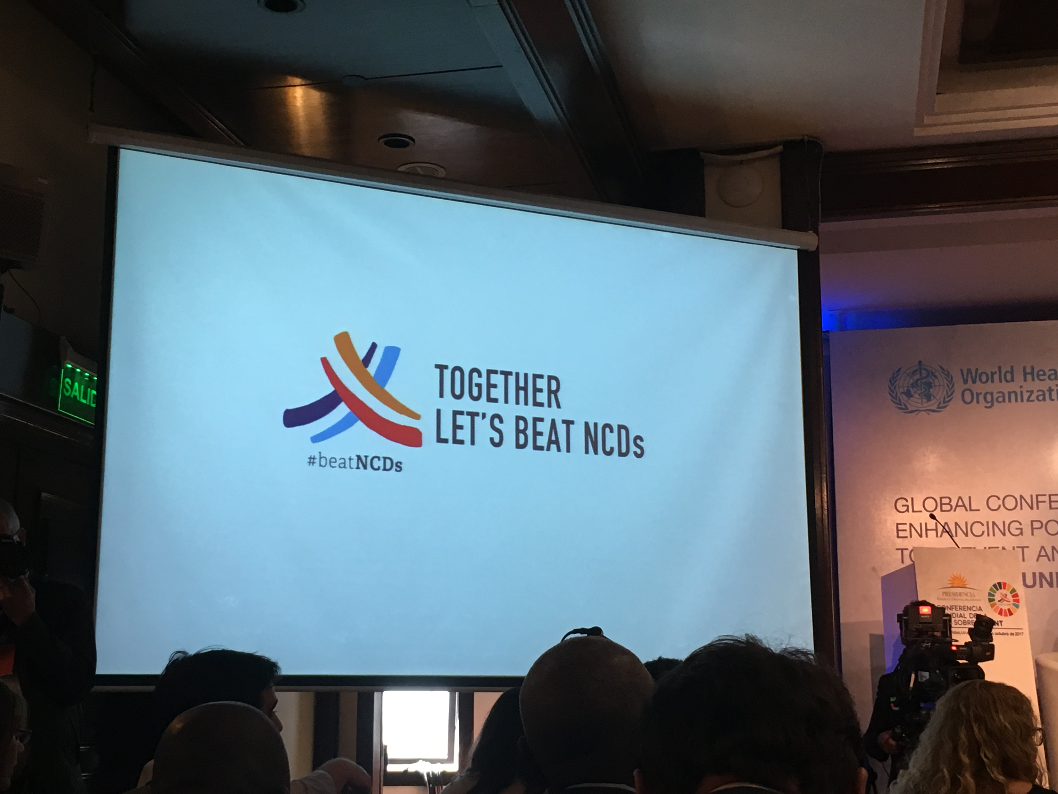 IFMSA present in WHO Global Conference on NCDs