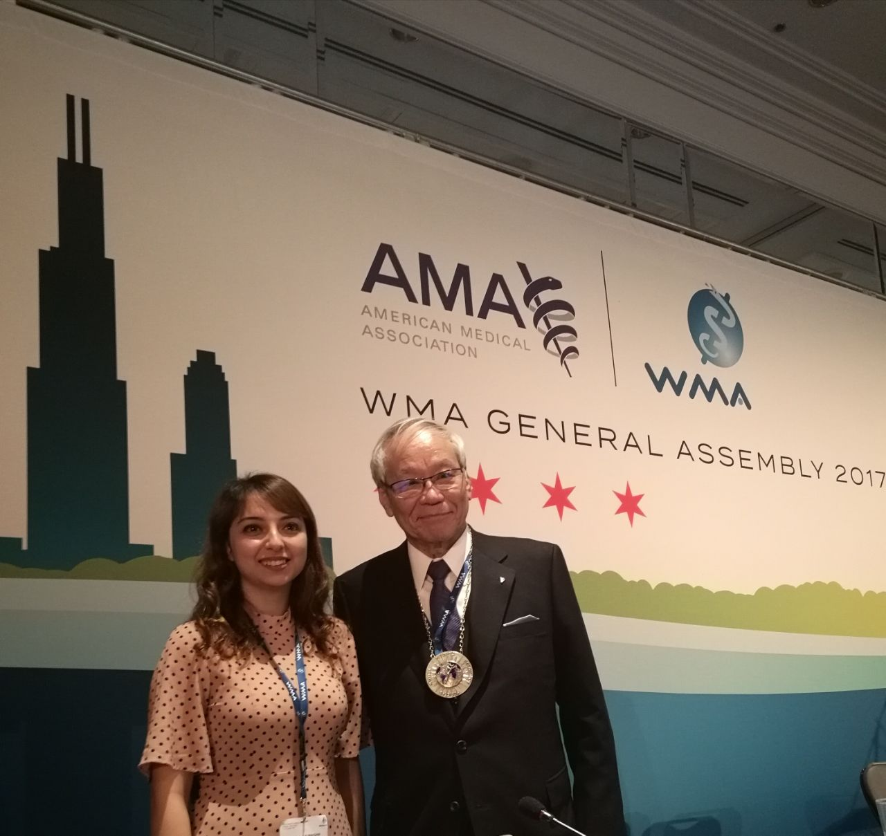IFMSA @ World Medical Association General Assembly 2017
