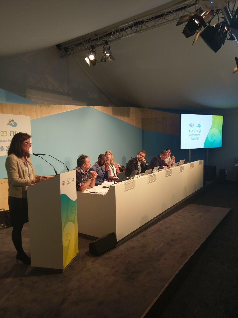 COP23 1st Update – IFMSA at COP23