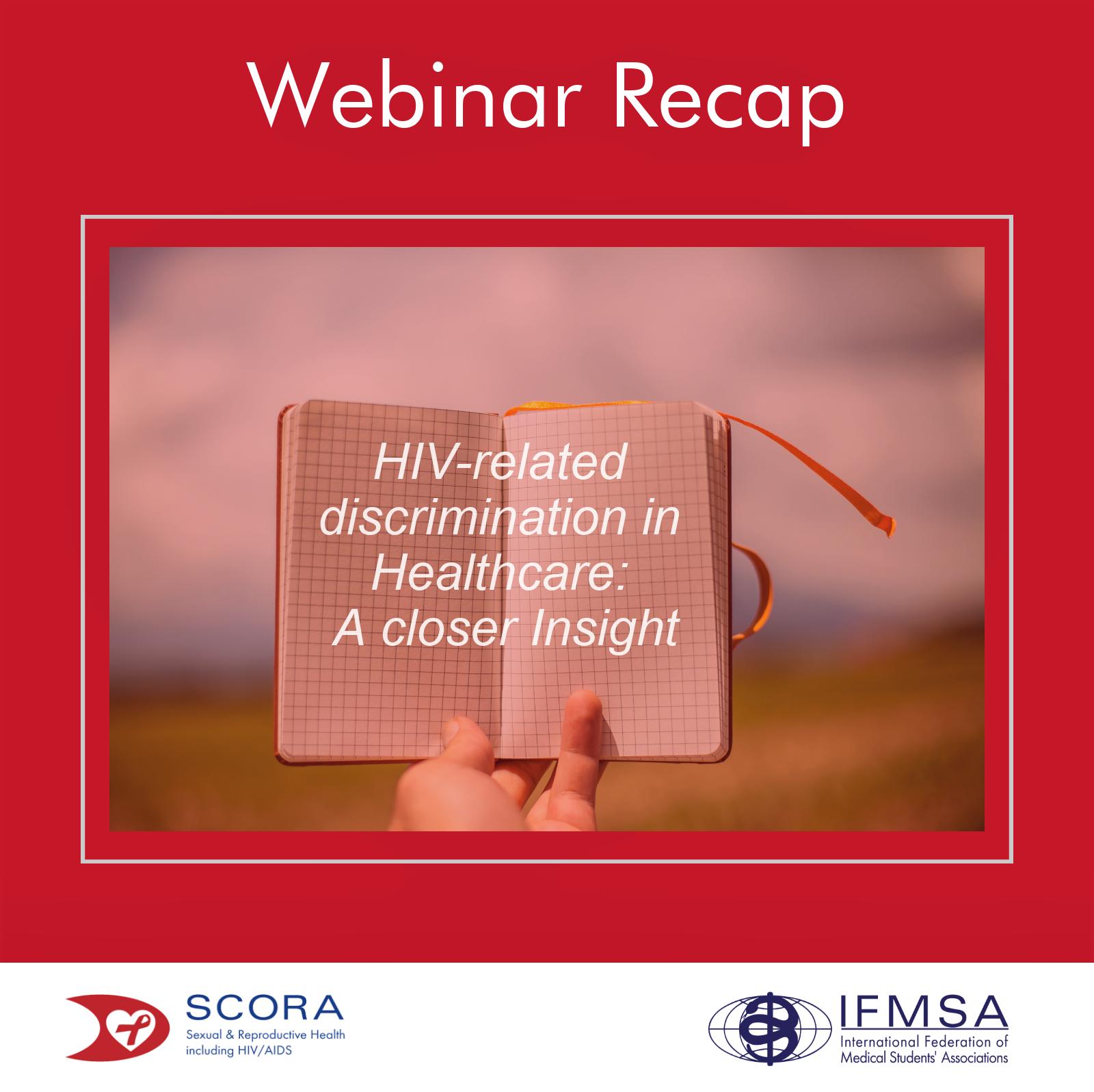 HIV-related discrimination in Healthcare: A closer Insight
