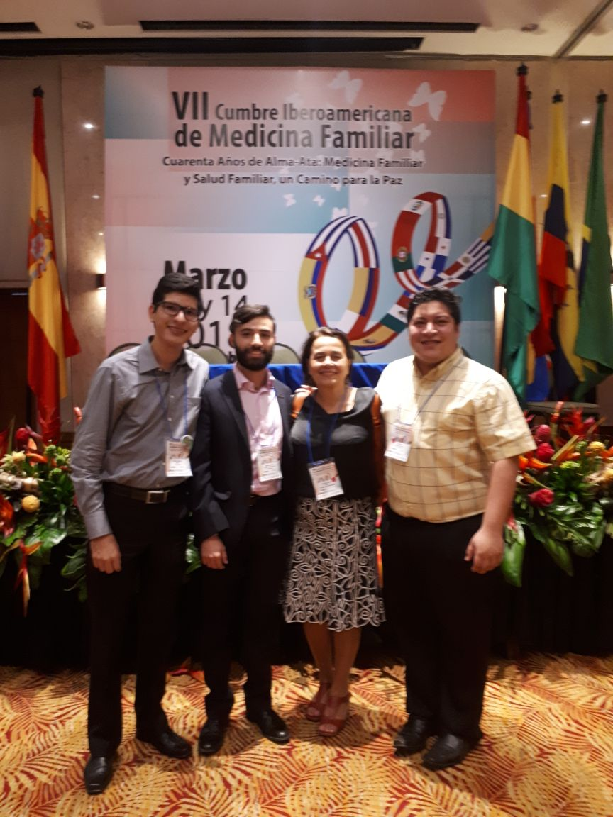 WONCA VII Iberoamerican Summit and II Andean Congress in Cali Colombia