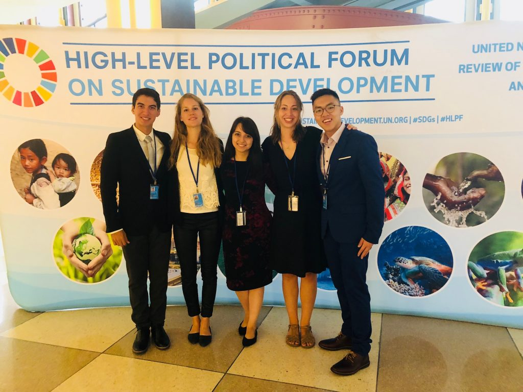 IFMSAu0027s Participation In The High Level Political Forum 2018