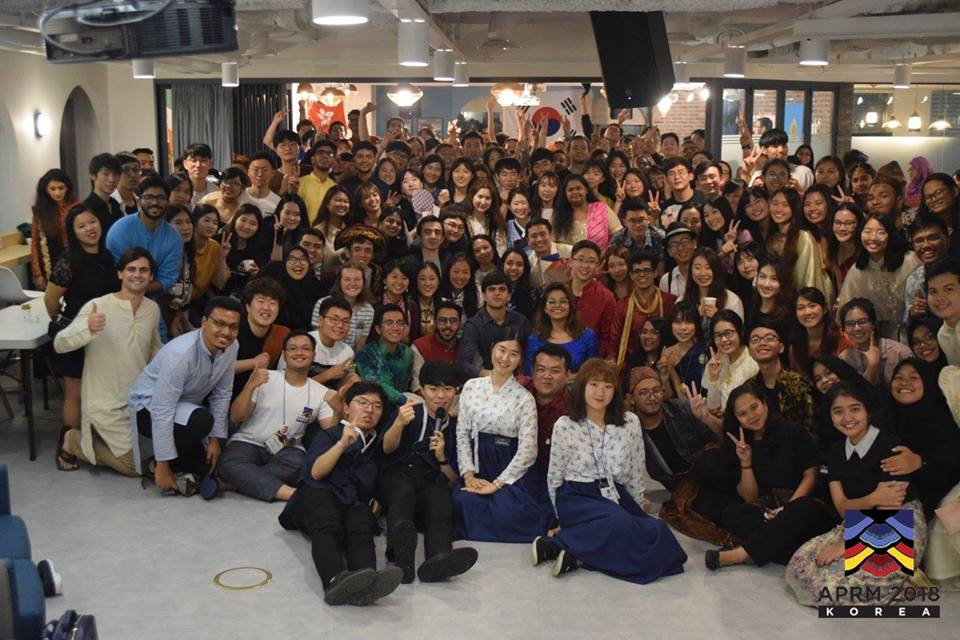 IFMSA's Asia Pacific Regional Meeting 2018 (APRM)