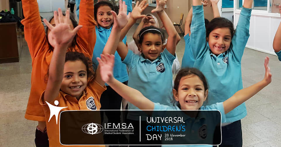 Universal Children's day 2018