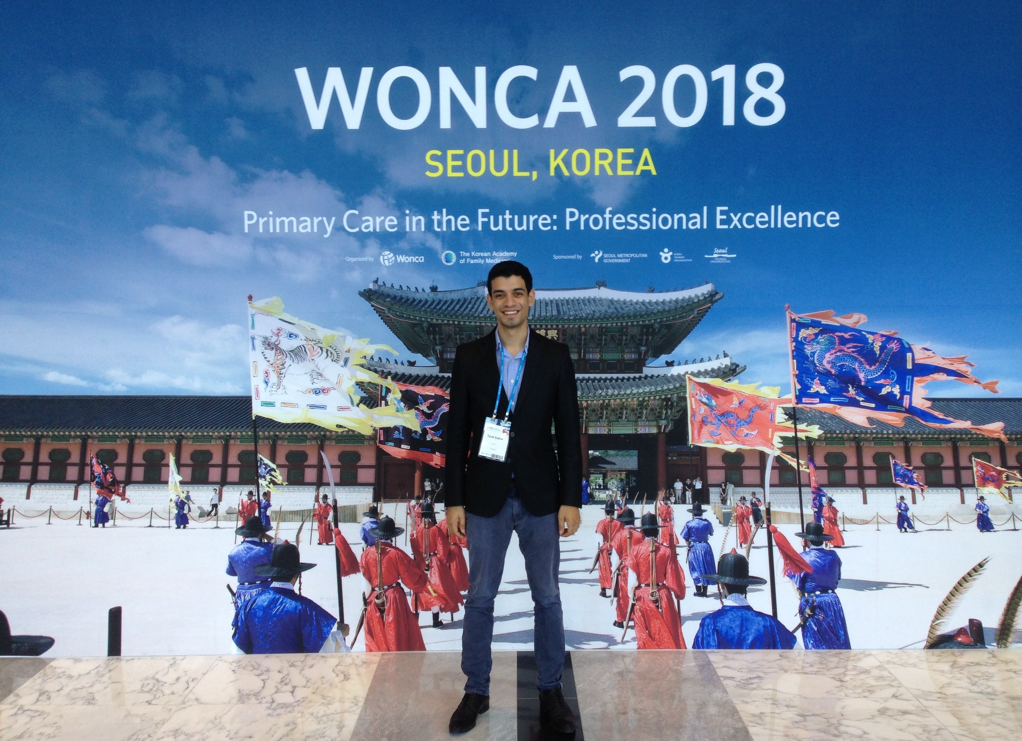 IFMSA at WONCA World Conference in Seoul, Korea