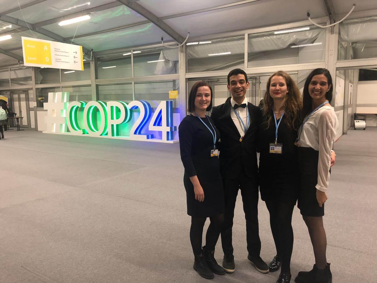 UNFCCC COP24 at Katowice