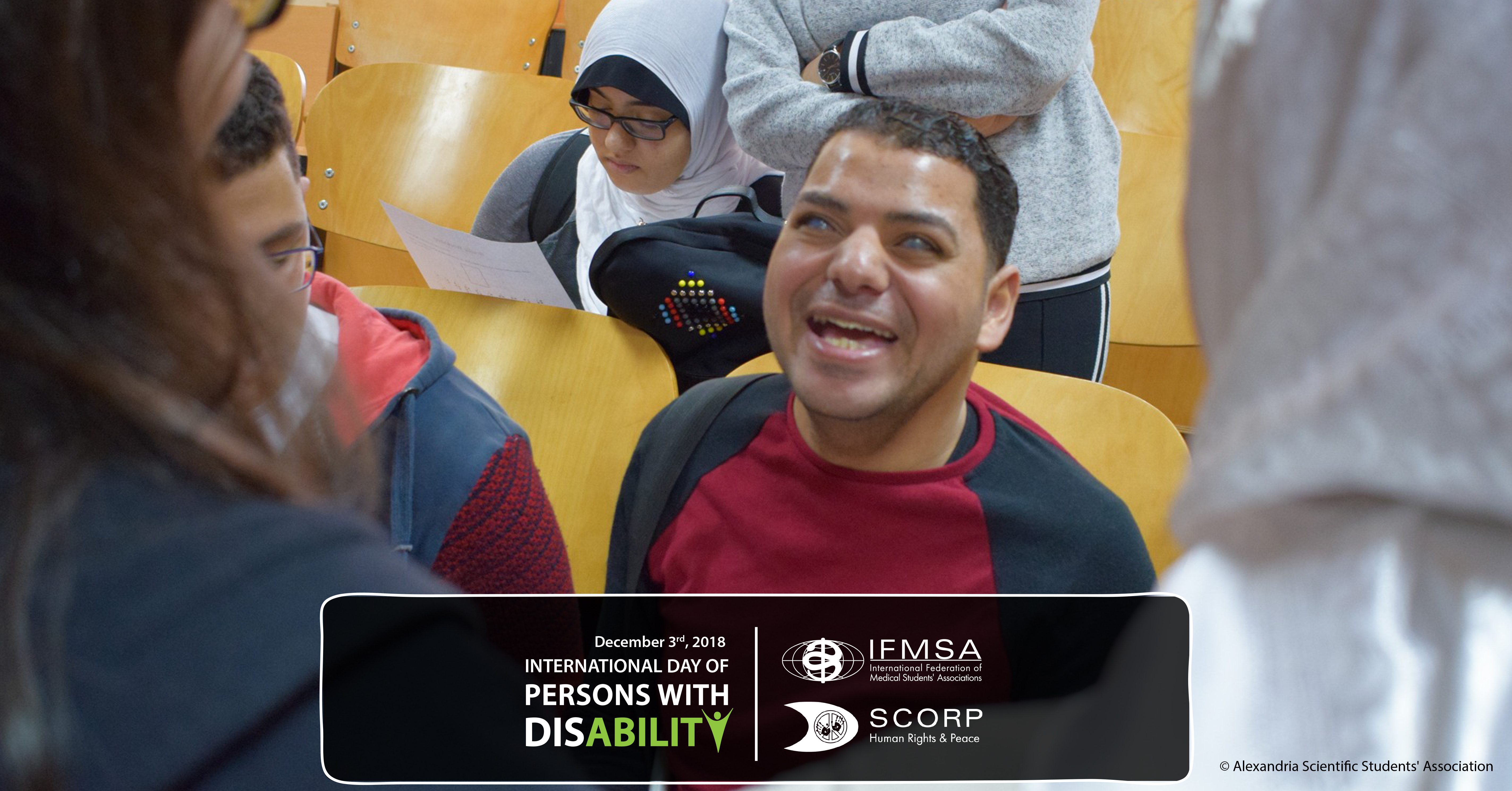 International Day of Persons with Disability (IDPD) 2018
