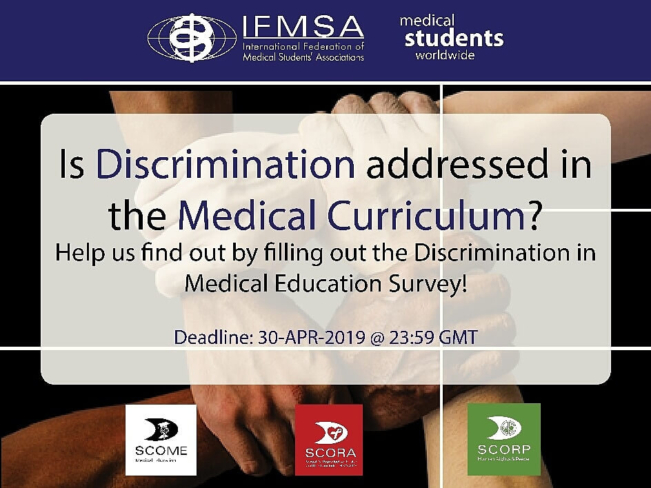 Discrimination in Medical Education Survey