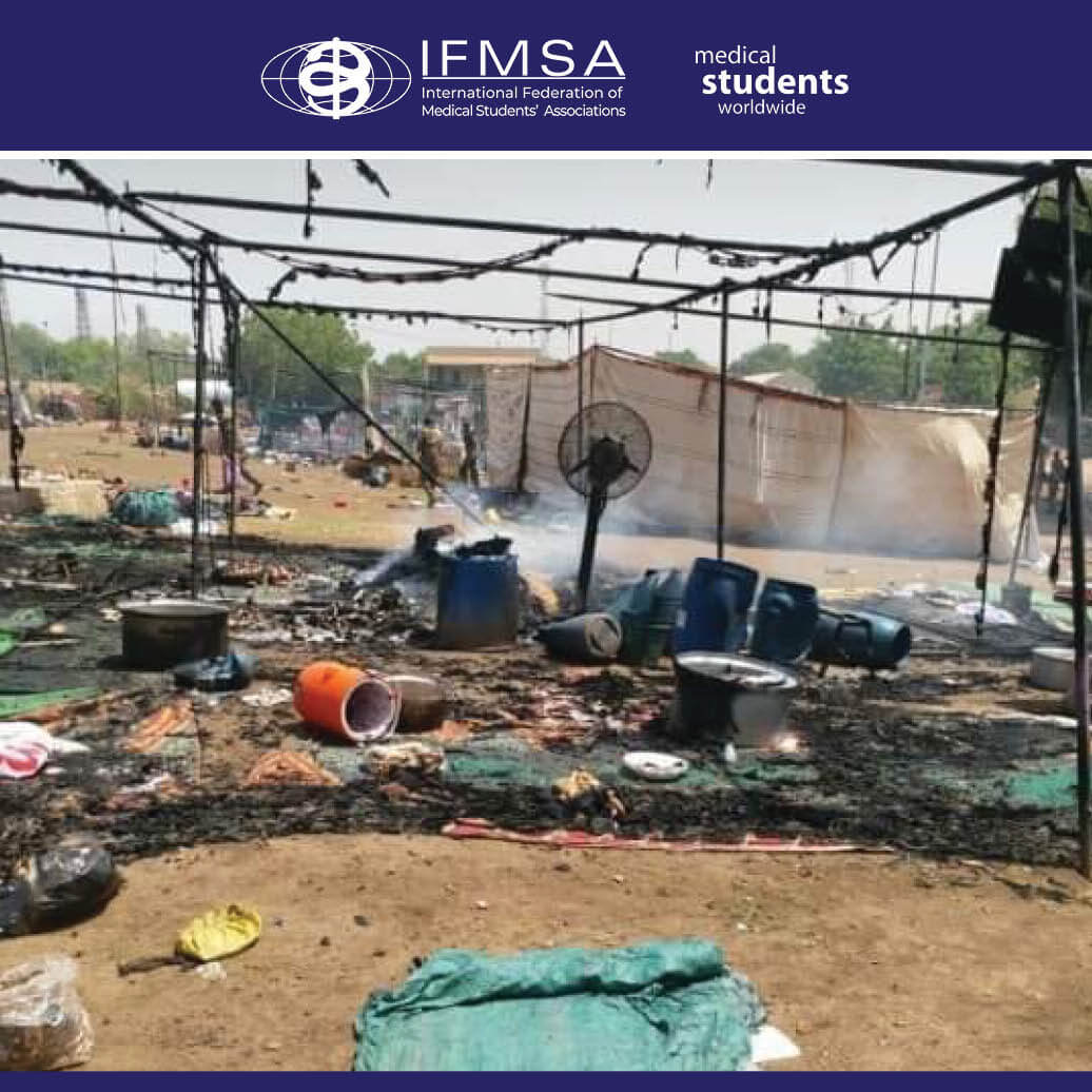 Press Release: Attacks on Humanity in Sudan