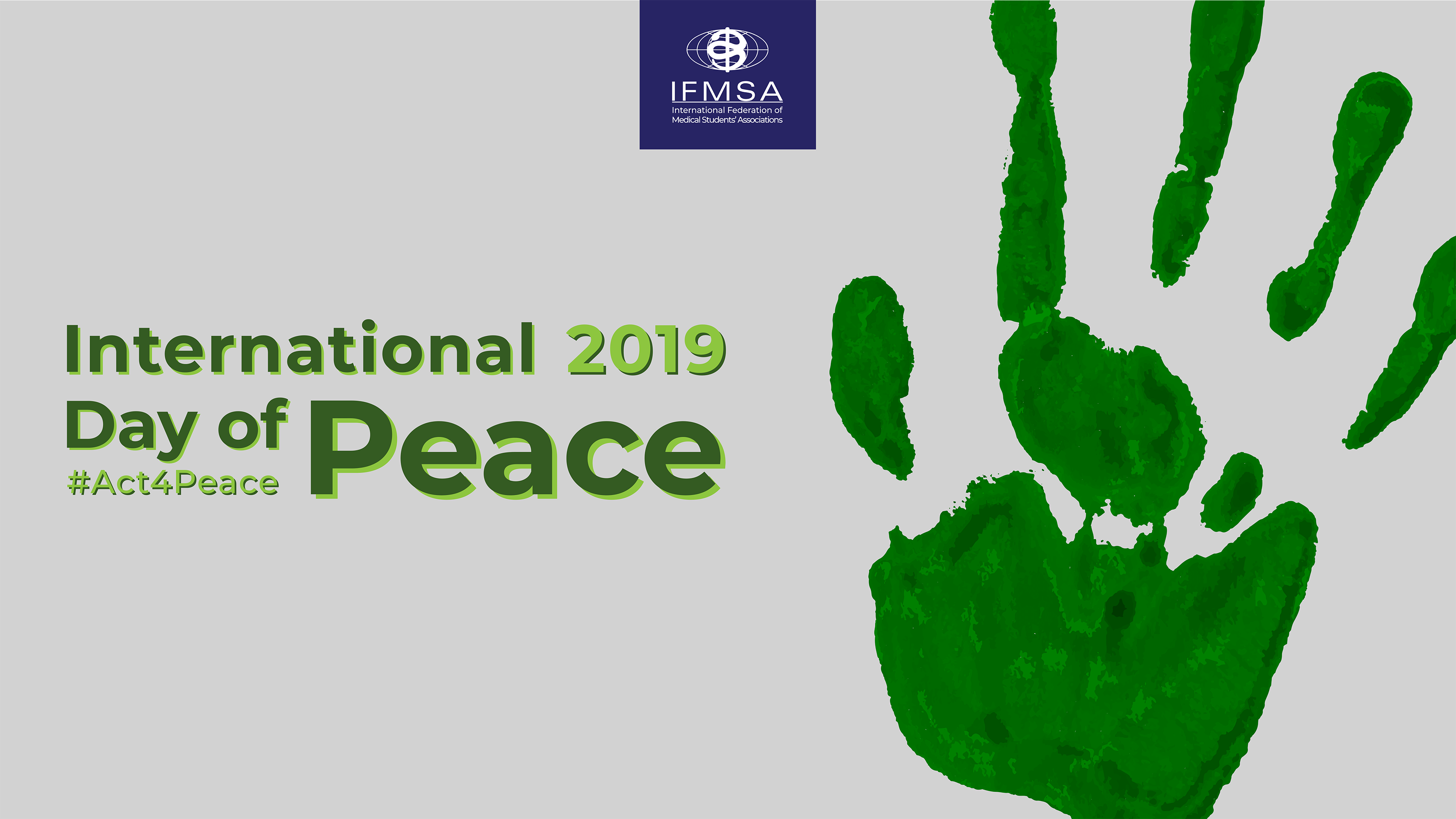 International Day of Peace 2019: Climate Action for Peace: It's now or NEVER!