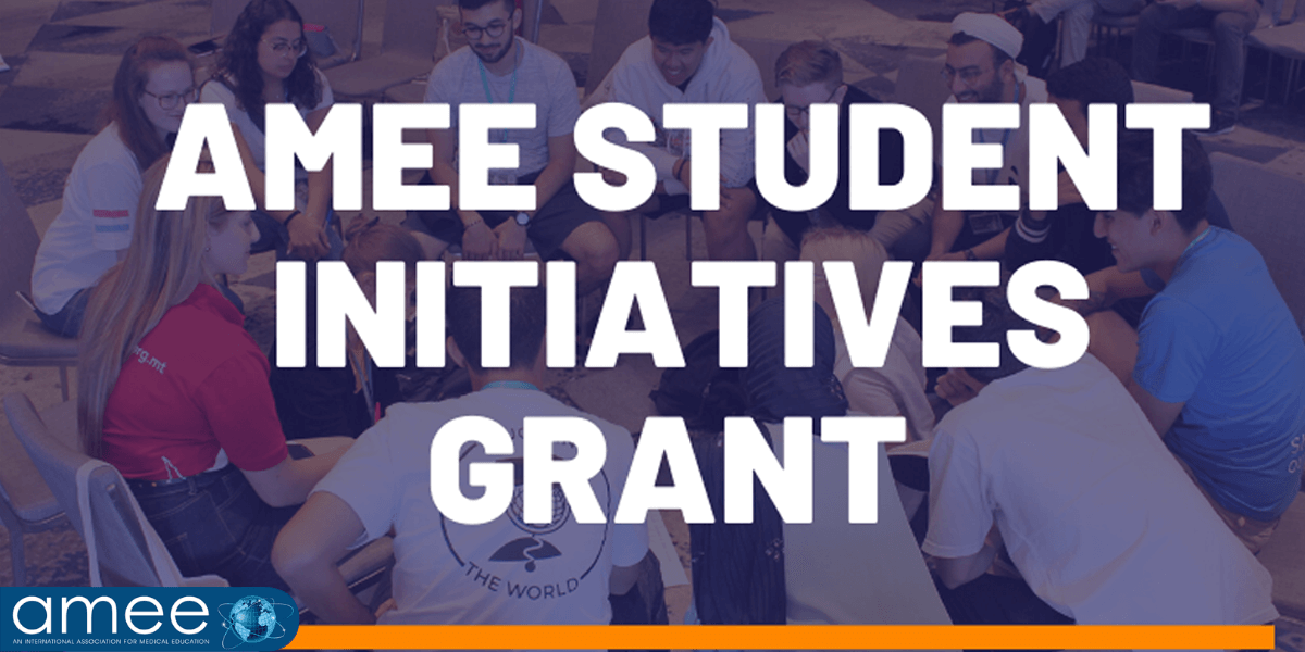 AMEE Student Initiative Grants Round 2019-2020