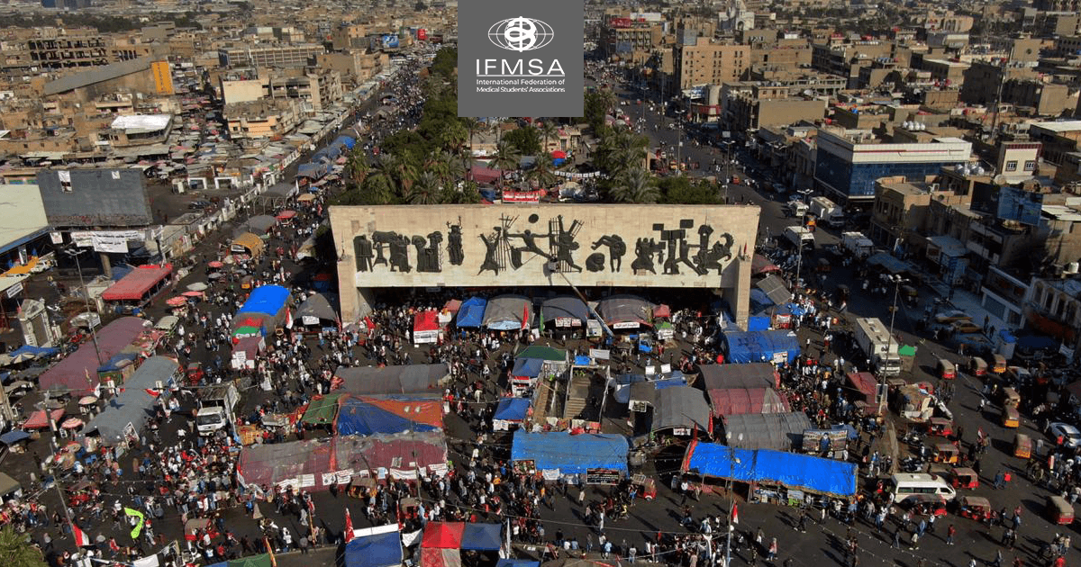 Press Release: Escalating Iraqi protests