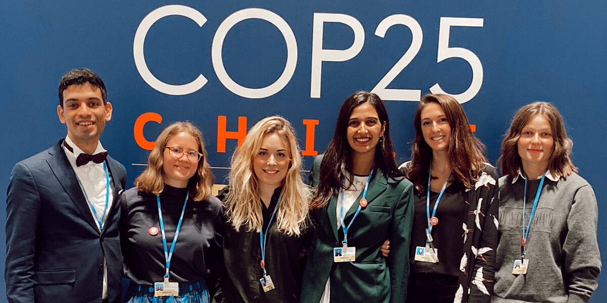 IFMSA @COP25: The First Week Recap