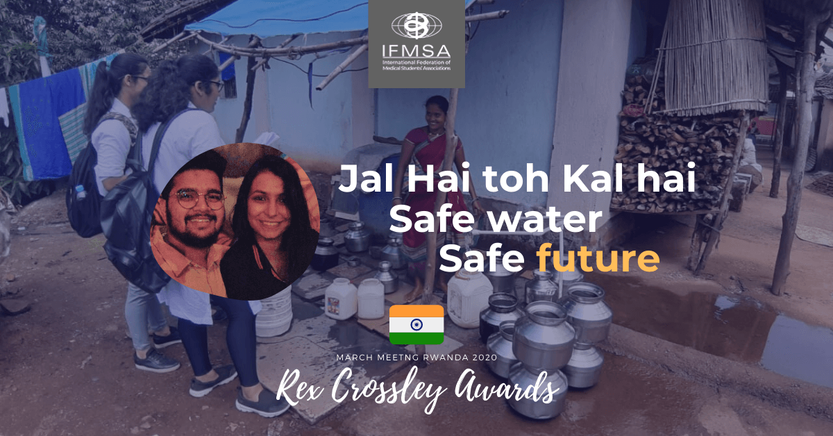 Safe Water, Safe Future l Jal Hai toh Kal hai