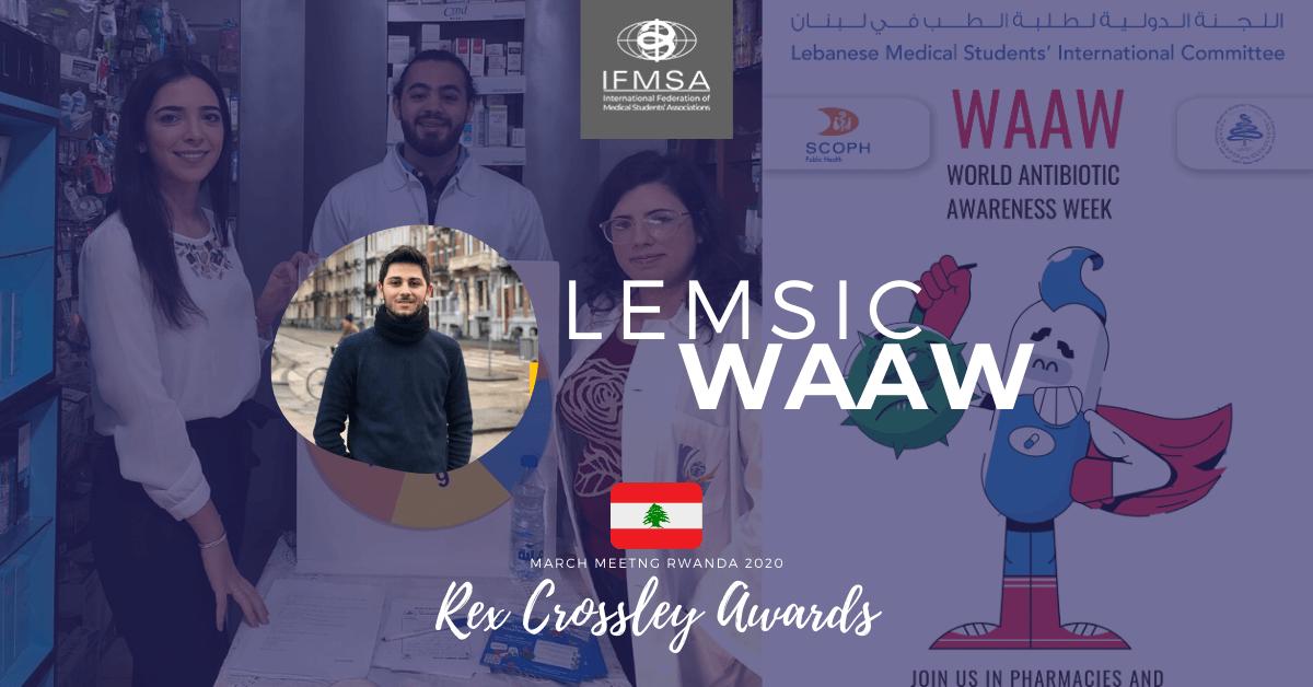 LeMSIC – WAAW 2019