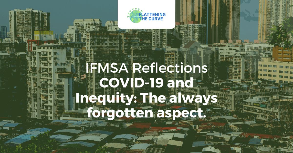 COVID19 Reflexions