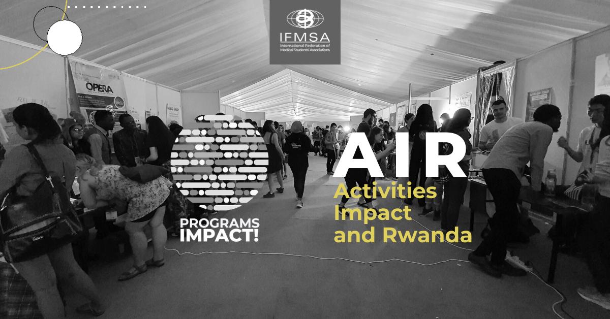 AIR – Activities, Impact, and Rwanda