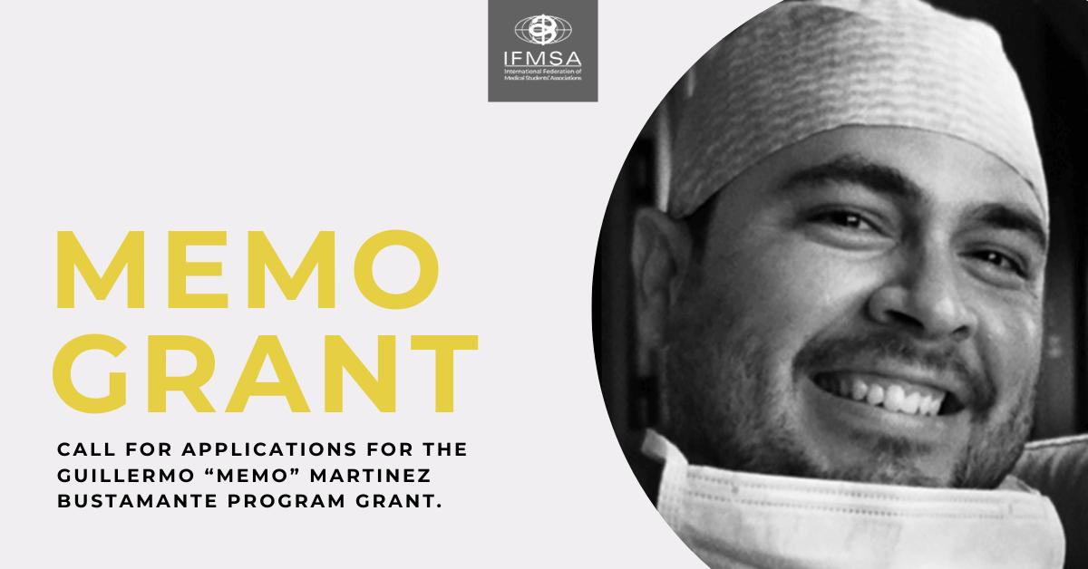 Memo Grant 2020