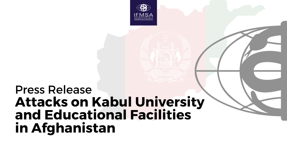 Press Release: Attacks on Kabul University and Educational Facilities in Afghanistan