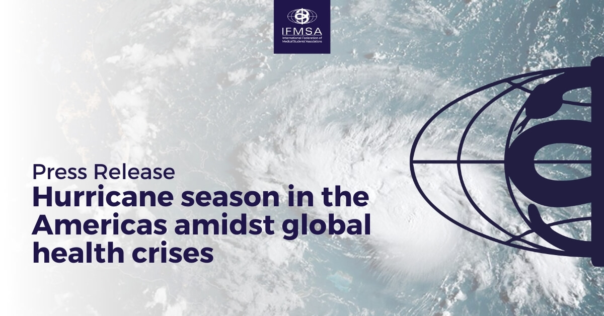 Hurricane Season Amidst Global Health Crises
