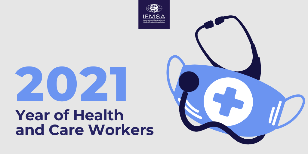 2021: Year of Health and Care Workers